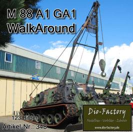 M 88 A1 GA1 Bergepanzer