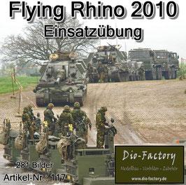 "Einsatzübung ""Flying Rhino"" 2010"