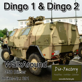 Dingo 1 & 2 Versionen