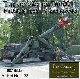 Führungs-Unterstützungs-Bataillon 285 in Visselhövede - 2011