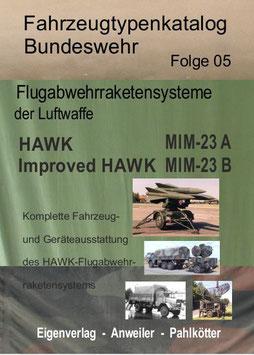 FlaRakSys HAWK der Luftwaffe - Publikation