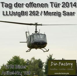 Luftlande-Unterstützungs-Btl. 262 in Merzig/Saar 2014