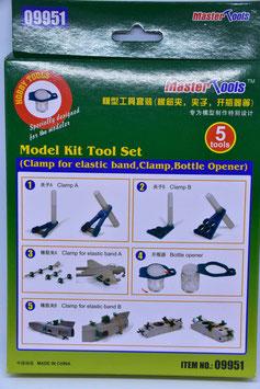 Model Kit Tool Set mit 5 Tools - TMT
