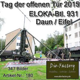 ELOKA-Btl. 931 in Daun / Eifel 2015