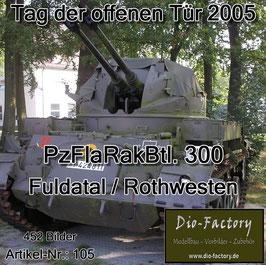 PzFlaRakBtl. 300 in Fuldatal/Rothwesten - 2005