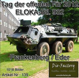 Eloka-Bataillon 932 in Frankenberg / Eder - 2012