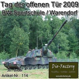 Sportschule der Bundeswehr in Warendorf - 2009