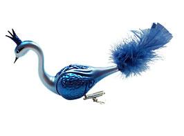 Paradiesvogel blau, letzte Stück