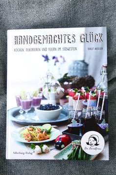 "Kochbuch ""Handgemachtes Glück"""