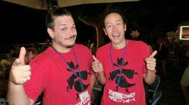 Yukata Cowboy T-shirts