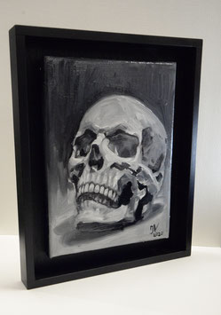 Scull Painting 2