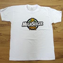 AUSVERKAUF!! MegaSeeger (weiss)