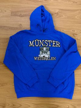 Hoody Kiepenkerl 2.0 Münster Westfalen (Royal Blau)