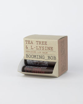 BOOMING_BOB TEA TREE LIP BALM