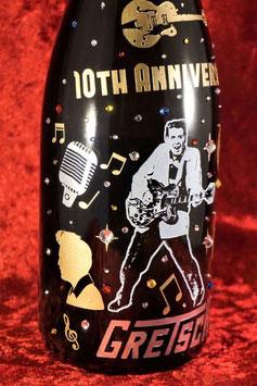 【オリジナル シャンパン】 750ml  スパークリングワイン スワロフスキー付き ラッピング無料