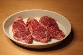 Wagyu - Rindfleisch (Kreuzungstier mit 75% Blutanteil Wagyu) (tiefgefroren)