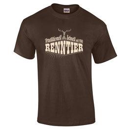 """Herren-Shirt """"Traditionell schnell"""""""