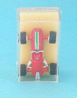 Guisval Brabham F1 rouge Nurburgring N°19 neuf en boite