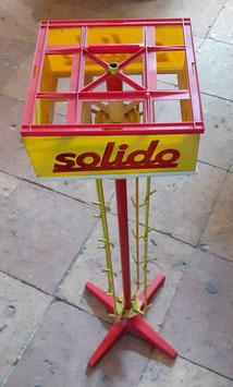 présentoir Solido blister années 70/80