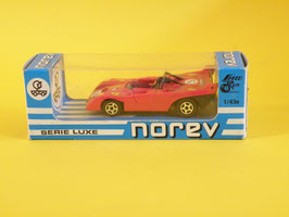 Norev Ferrari 008 rouge course Plastigam N° 192