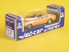 Norev BMW 633 CSI  Jet Car N° 868 or
