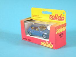 Solido Peugeot 205 EDF / GDF neuf en boite