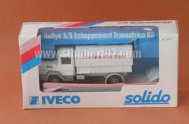 Camion Solido Iveco 190 4x4 Team Esso 1980 (série limitée hors commerce)