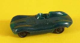 Crio Jaguar Type D Le mans vert foncé