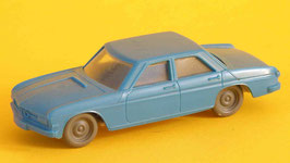 Audi 100 1968 1976 bleu West Germany