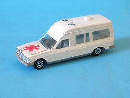 Norev Mercedes 280 ambulance Jet Car