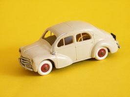 Norev Renault 4cv beige