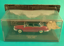 Panhard Dyna Z - Taxi G7 1953 NEUF SOUS BLISTER 1/43