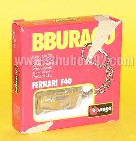 Porte clefs BBurago Ferrari F40