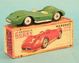 Norev Maserati verte N°6