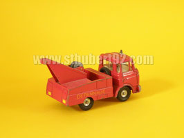 Dinky Toys Berliet GAK dépanneuse Ref 434 rouge GB