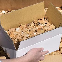 送料無料 ヒバチップ 2倍箱入り 横32.5㎝×縦24㎝×高さ15.5㎝ 約1.8kg 大小無選別 普通便