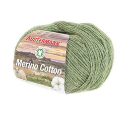 Merino Cotton organic - 12 grün
