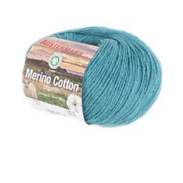 Merino Cotton organic - 14 Lagune