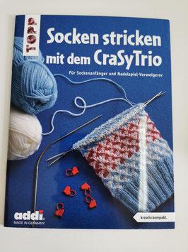 Socken stricken mit dem CraSy Trio - Sylvie Rasch