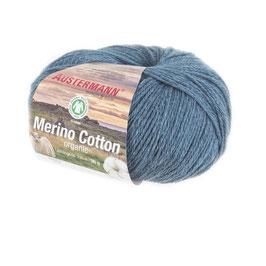 Merino Cotton organic - 04 blau