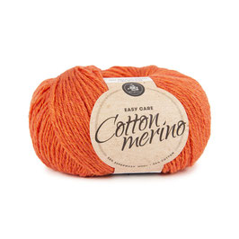 Cotton Merino 170 m -  orange 007