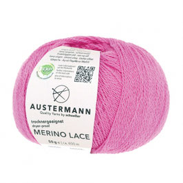Merino Lace EXP - pink / 007
