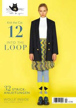 Schoppel - knit the cat 12