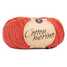Cotton Merino 170 m -  gebrannte Siena 032