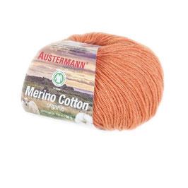 Merino Cotton organic - 08 orange