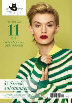 Schoppel - knit the cat 11