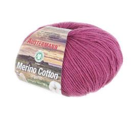 Merino Cotton organic - 07 fuchsia