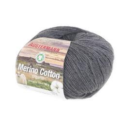 Merino Cotton organic - 18 dunkelgrau
