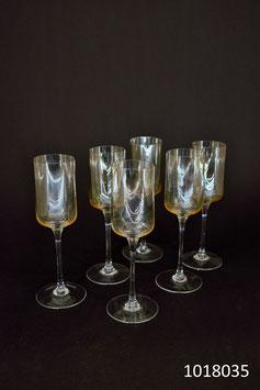6 Liqueur- / Schnapsgläser