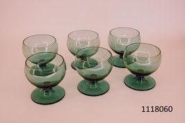 6 Cognacgläser